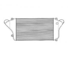 Canter Fe 659 Intercooler [Turbo Radyatörü]