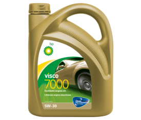 Motor Yağı 5W30 4 Litre BP Visco DPF